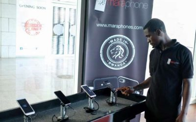 Le Rwanda se lance dans la production de smartphones 100% «Made in Africa»